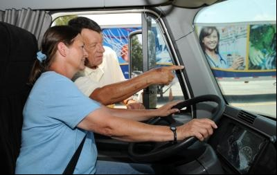 Chattahoochee Technical College Commercial Truck Driving