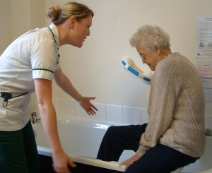 elderly occupational therapy